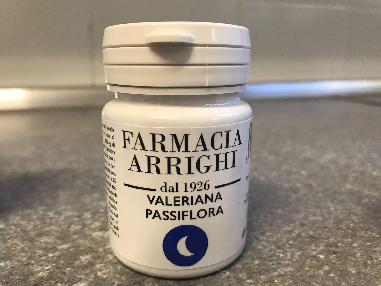 Valeriana Passiflora